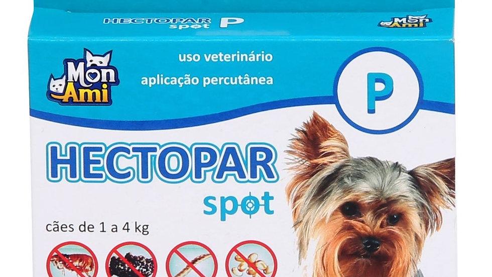 Antipulgas Hectopar P - Cães De 1 A 4kg - Lavizoo