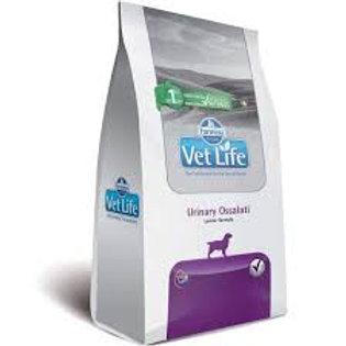 Vet Nat Canine Urinary Ossalati 2kg - Vet Life