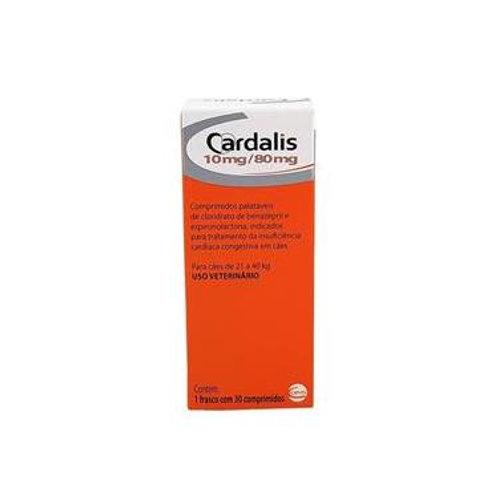 Cardalis 30 comprimidos Cães de 21kg a 40kg - Ceva