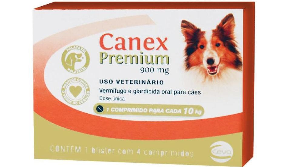 Vermífugo Cães Canex Premium 10kg - Ceva