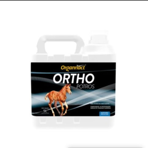 Suplemento para Equinos Ortho Portros 5L - Organnact