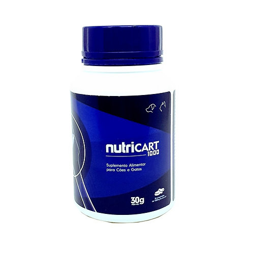 Suplemento Nutricart 1000 com 30g -Nutripharme