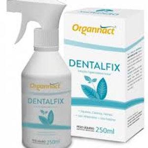 Higiene Oral para Cães, Gatos e Cavalos DentalFix 250ml - Organnact