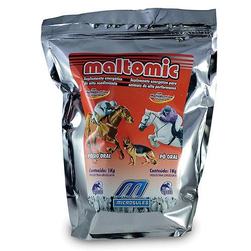 Suplemento para Equinos Maltomic 1kg - Microsules
