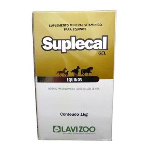 Suplecal Gel 1kg Suplemento para Cavalo - Lavizoo