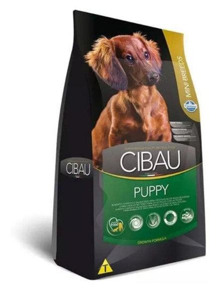 Ração Cibau Cães Mini Filhotes Puppy 10kg