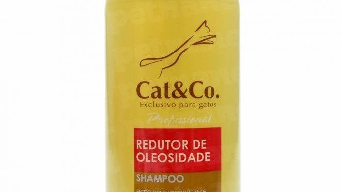 Shampoo Redutor de Oleosidade Gatos 1L - Cat&Co