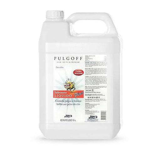 Sabonete Líquido Plus 5L Cães - Pulgoff