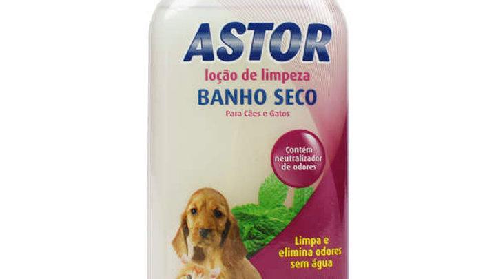 Banho a Seco Pet 500ml - Astor