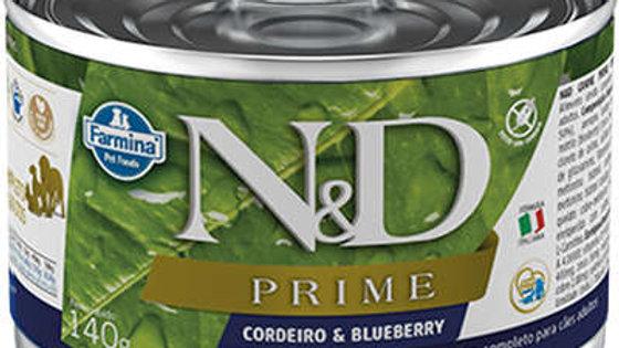 Alimento Úmido Cães Prime sabor Cordeiro 140gr - ND