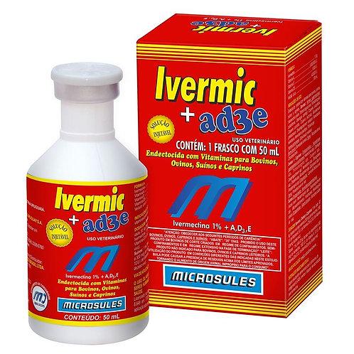 Microsules Ivermic +ADE 50ml