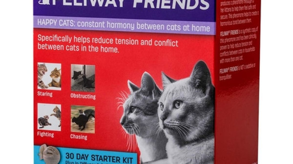 Felliway Gatos Friends Difusor Elétrico +Refil 48ml - Ceva