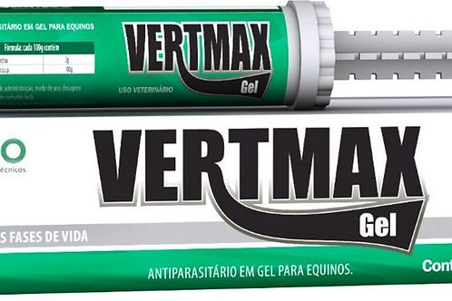 Lavizoo Vertmax gel - Antiparasitário para Cavalo