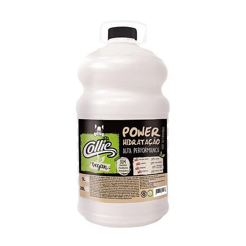 Shampoo Vegan Power Hidratação 5L- Collie