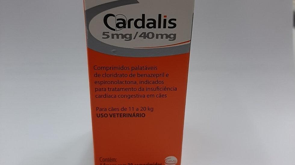 Cardalis 30 comprimidos Cães de 11kg a 20kg - Ceva
