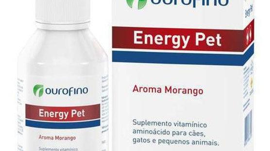 Suplemento Alimentar Pet Energy 125ml - Ouro Fino