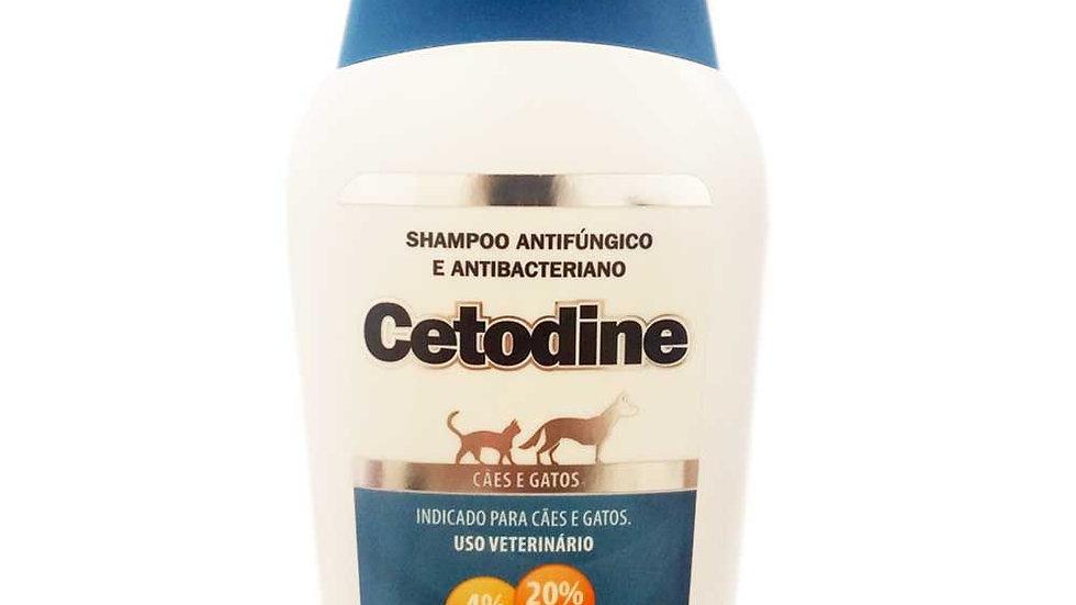 Cetodine Shampoo Antifúngico E Antibacteriano  500 Ml - Lavizoo