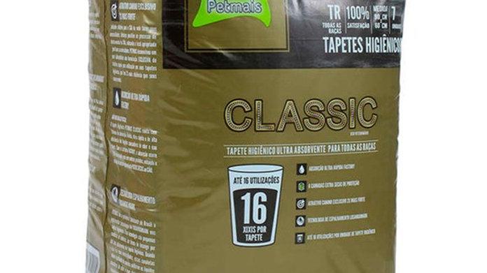 Tapete Higiênico Classic 90cm x 60cm 7 unidades - Pet Mais