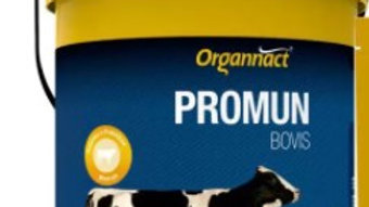 Suplemento para Bovinos Promun Bovis 15kg - Organnact