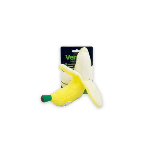 Brinquedo Cães Banana com apito - Vemka