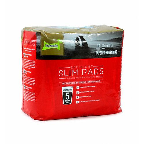 Tapete Higiênico Slim Pads 80cm x 60 cm 6 unidades - Pet Mais