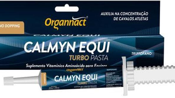 Display 12 unidades Suplemento Equinos Calmyn Equi Pasta 40gr - Organnact