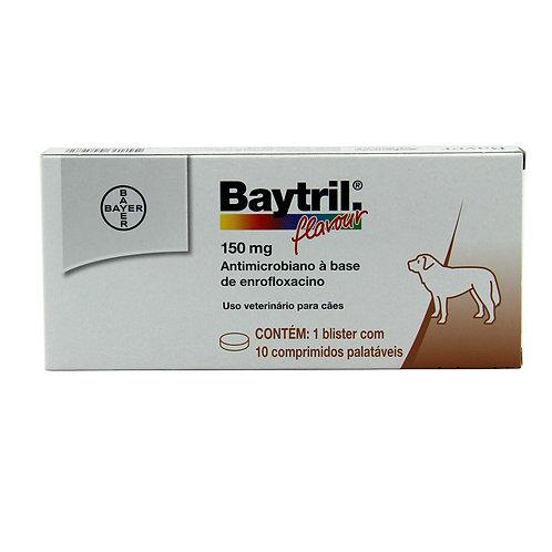 Antibiótico para Cães Baytril Flavour 150mg - Bayer