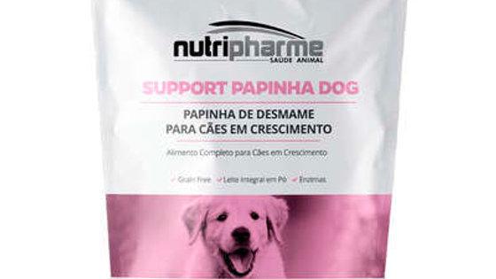 Alimento Completo Support Desmame Papinha Dog 300g - Nutripharme