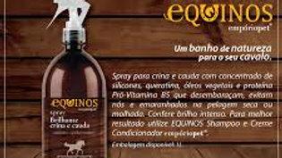 Spray Brilhante Crina e Cauda Equinos 1L - Empório Pet