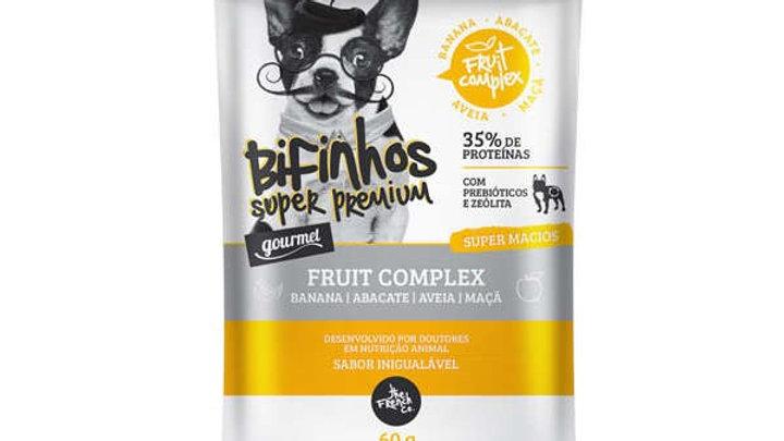 Bifinhos Super Premium Cães Fruit Complex 60gr - The French Co