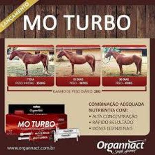 Display com 13 unidades Suplemento para Equinos MO Turbo 40gr - Organnact