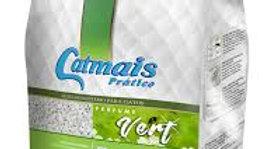 Granulado Sanitário Prático Gatos Perfume Vert 1,8kg - Catmais