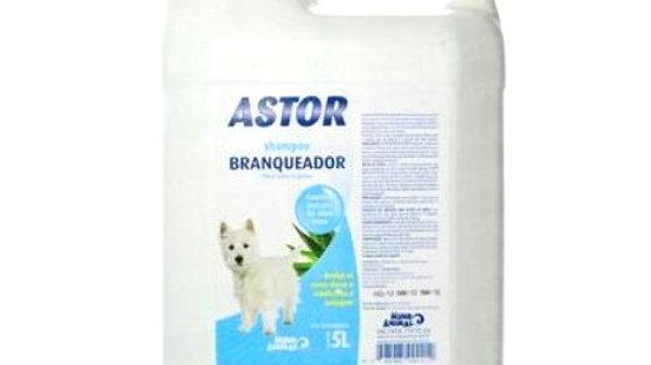 Shampoo Branqueador 5L Cães - Astor