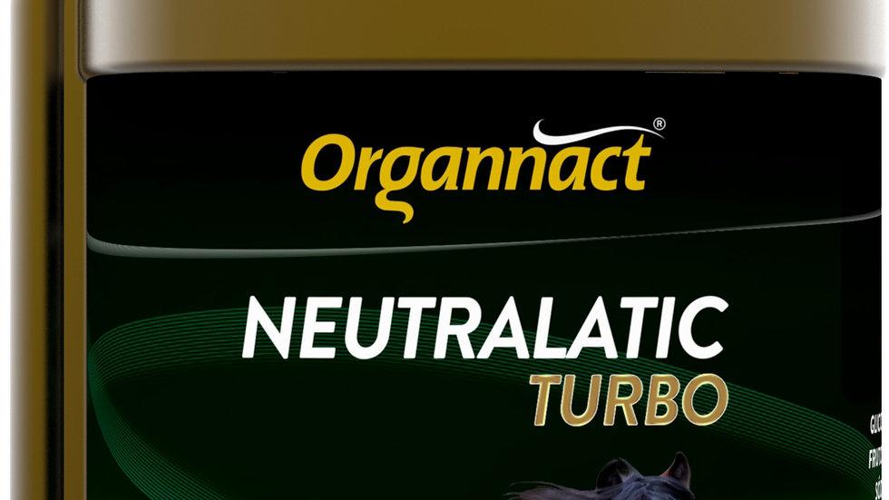 Suplemento para Equinos Neutralatic Turbo 1L - Organnact