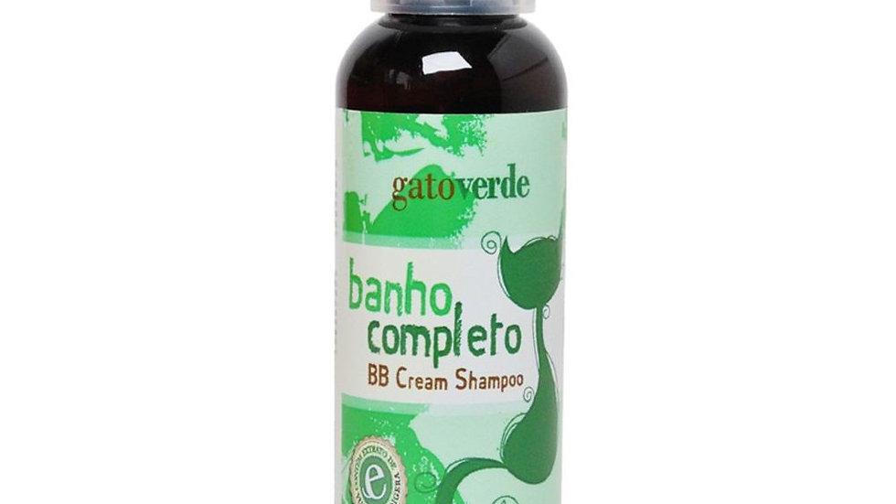 Shampoo BB Cream Gatos 50ml - Empório Pet