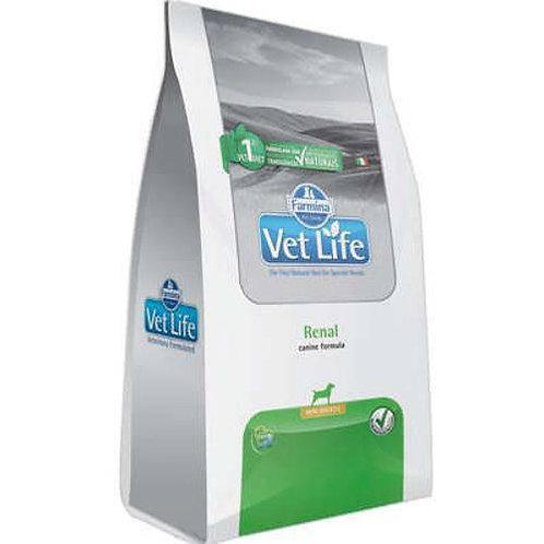 Vet Nat Canine Renal Mini 2kg - Vet Life