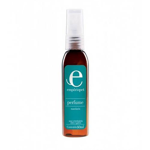 Empório Pet Perfume Mandarim 60ml
