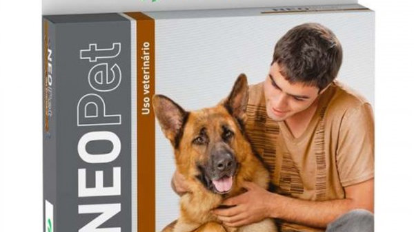 Antipulgas Cães de 20,1kg a 40kg NeoPet 2,68ml - Ouro Fino