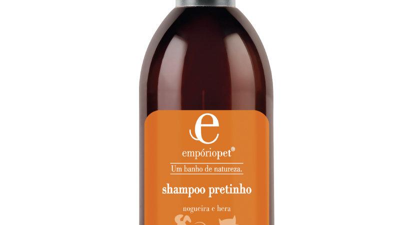 Shampoo Pretinho com Nogueira e Hera 300ml - Empório Pet