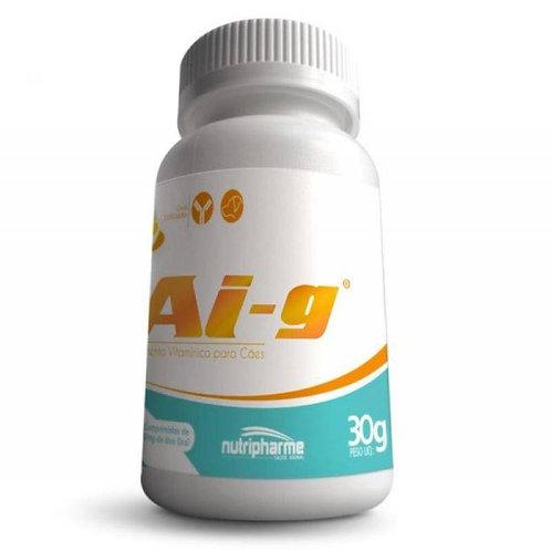 Suplemento Vitamínico Ai-G 30g - Nutripharme