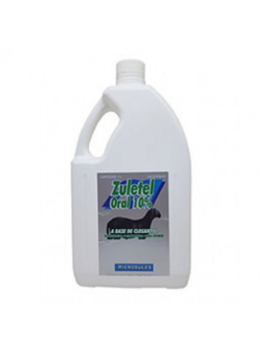 Microsules Zuletel 10% Oral 100ml