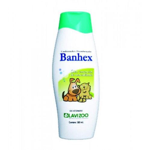 Condicionador Pet Banhex 500ml - Lavizoo