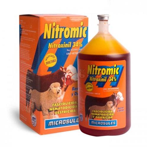 Nitromic 34% 500ml- Microsules