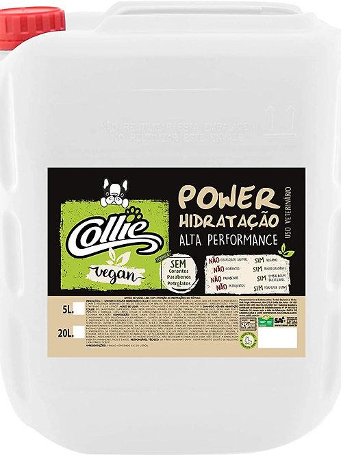 Shampoo Vegan Power Hidratante 20L - Collie
