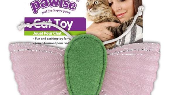 Brinquedo Borboleta com catnip - Pawise