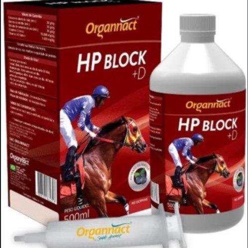 Suplemento para Equinos HP BlockD 500ml - Organnact