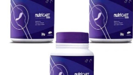 Combo 3 unid. Suplemento Vitamínico Nutricart 1000 com 60 comp. - Nutripharme