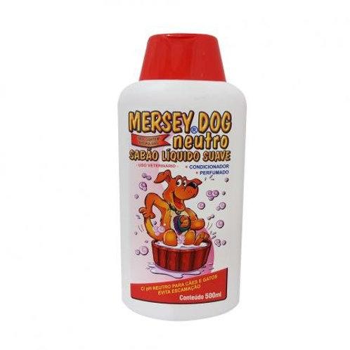 Sabão Líquido Suave Neutro 500ml - Mersey
