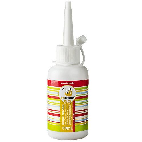 Loção Limpa Ouvido Para cães e gatos  60 ml - Pet Essence
