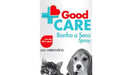 Banho a Seco Spray 200ml Cães e Gatos -  Good Care